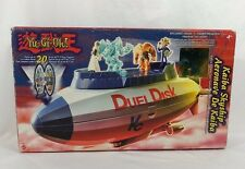 NEW Yu-Gi-Oh Kaiba Skyship Duel Disk Vehicle & Carrying Case SEALED!