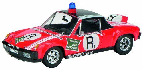 PORSCHE 914/6 ONS sicurezza stagione Norisring 1973 1:43 MODEL 3706 Schuco
