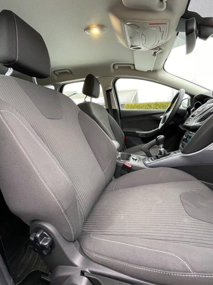 Ford Focus SCTi 125 Titanium stc. ECO