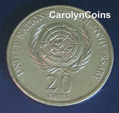 $1 UNC Coin 2012 International Year of Co-operatives RAM