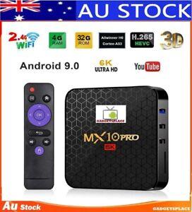 MX10-PRO-4GB-32GB-Android-9-0-6K-Media-Video-Player-Kodi-wifi-Smart-MXQ-TV-BOX