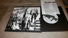 "Rotting Christ / Sound pollution GREY VINYL 7"" EP varathron necromantia"