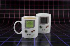 Nintendo Game Boy Becher Thermoeffekt Tasse Kaffeetasse Retro 300ml NEUWARE