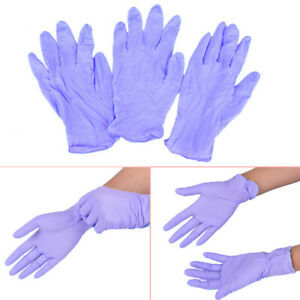 5-Paare-wegwerfbare-blaue-Nitril-Handschuhe-medizinische-Taetowierung-liefert-CN