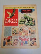 EAGLE #13 VOL 6 APRIL 1 1955 BRITISH WEEKLY DAN DARE SPACE ADVENTURES*