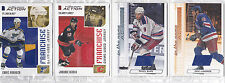 03-04 ITG Chris Pronger Jersey Franchise In The Game Action Blues 2003