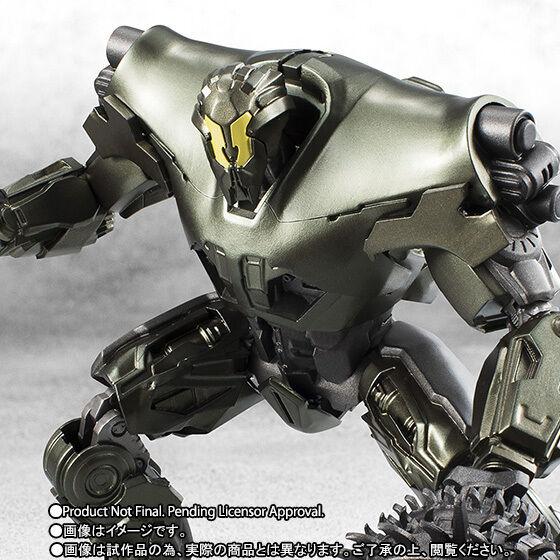 BANDAI ROBOT SPIRIT PACIFIC RIM  UPRISING SIDE JAEGER JAEGER JAEGER TITAN REDEEMER FIGURE 43f64e