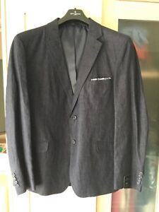 Brand-New-Jeff-Banks-Navy-Blue-3-Piece-Suit