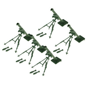 5pcs-Mini-Plastic-Military-Playset-Toys-Car-Mortar-Sand-Table-Model-Layout