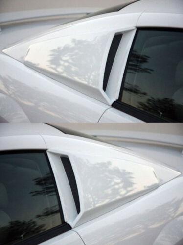 Ford Mustang 99-04 V6 Gt Xenon uretano 1//4 Conjunto De Colheres Quarter Window Par 12710