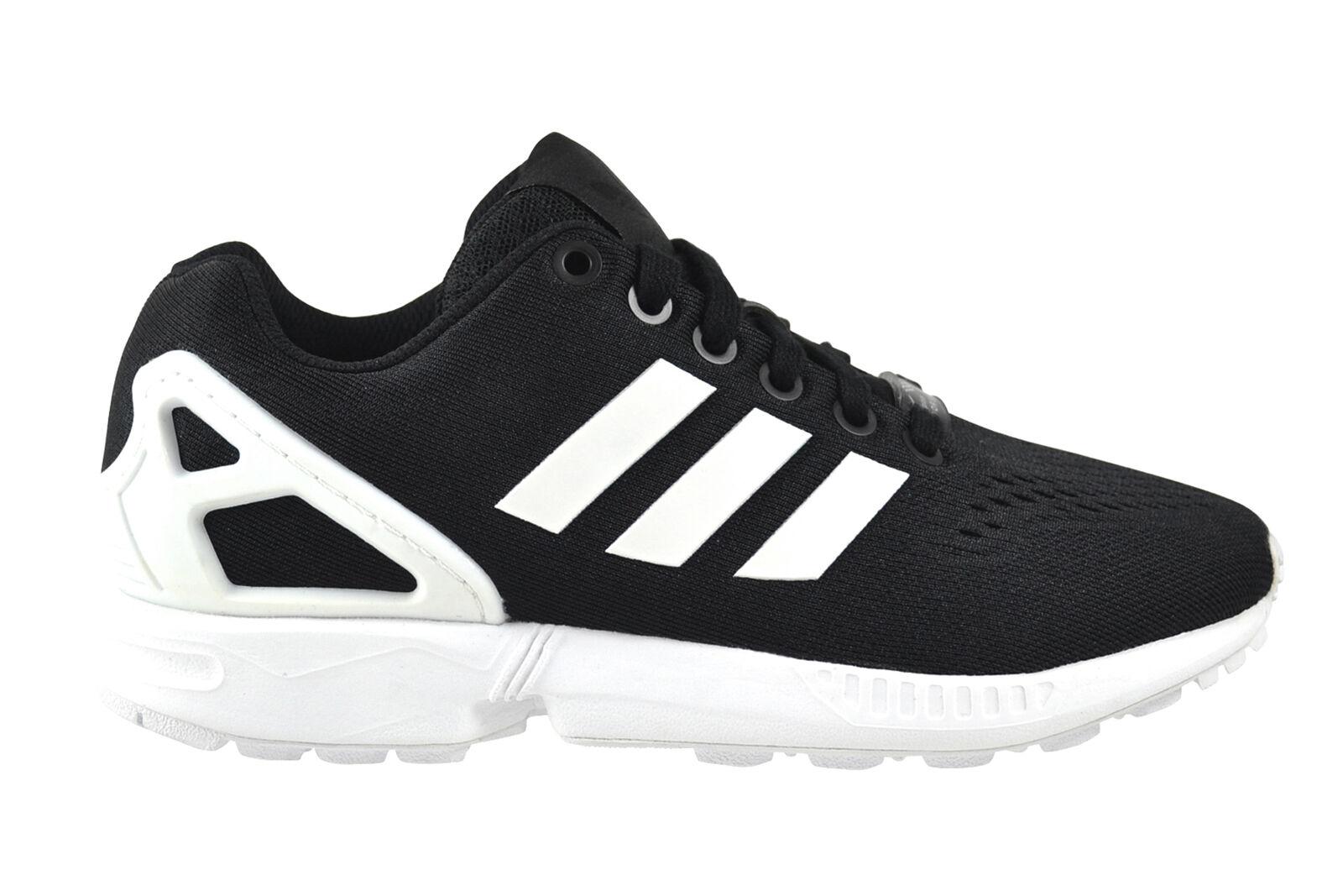 Adidas ZX Flux EM schwarz Weiß schwarz Sneaker Schuhe schwarz S76499
