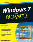Windows 7 Para Dummies by Andy Rathbone (Paperback, 2009)