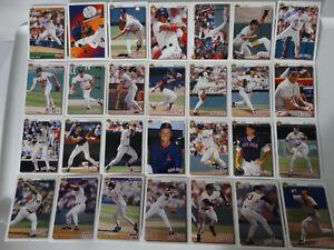 1992-Upper-Deck-UD-Boston-Red-Sox-Team-Set-of-28-Baseball-Cards