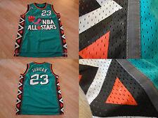 Men's NBA All Stars Michael Jordan L Jersey Vintage Chicago Bulls Jersey