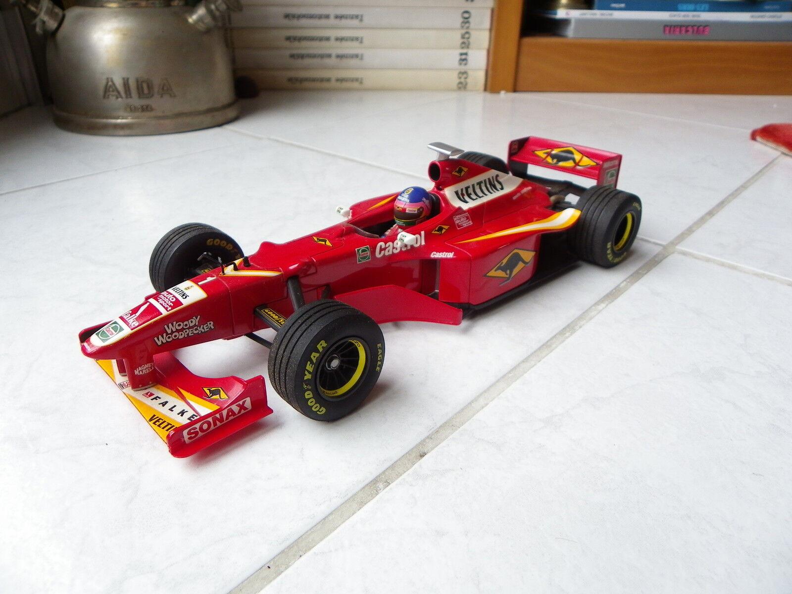 Williams Mecachrome FW20 Villeneuve n°1 1 18 Minichamps 1998 Formule 1 F1