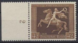 Deutsches-Reich-MiNr-671-x-linker-Rand-postfrisch-MNH-BPP-Signatur-6024