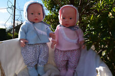 REALISTIC CLASSIC VICTORIAN DOLL 42CMH BABY BOY/GIRL - DOLL+ CLOTHES+ BOOTS
