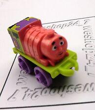 THOMAS & FRIENDS Minis Train Engine 2016 SPONGEBOB Percy as Patrick ~ NEW