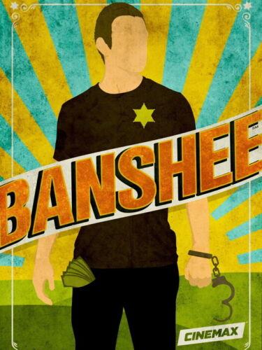 V3053 Banshee Art Painting Awesome Tv Series Decor WALL PRINT POSTER CA