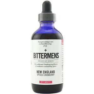 Bittermens-New-England-Spiced-Cranberry-Cocktail-Bitters-5-oz-Drink-Flavor
