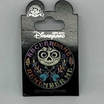 Disney HKDL HM Game Pin Coco Series 6 pin Set Lot Miguel Pepita Hector Mama