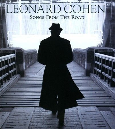 1 of 1 - LEONARD COHEN SONGS FROM THE ROAD CD DVD MINT discs