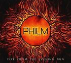 Fire From The Evening Sun 0825646240289 by Philm CD