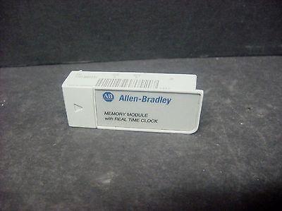 Allen Bradley 1762-MM1RTC A B MicroLogix 1200 CPU Memory Module Real Time Clock