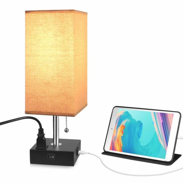 Cal Lighting BO-2450TB-DB Two Light Table Lamp