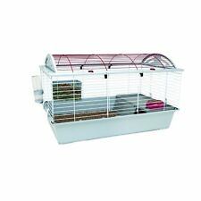 Living World Green Eco Wooden Animal Habitat Pet Indoor Safety Cage
