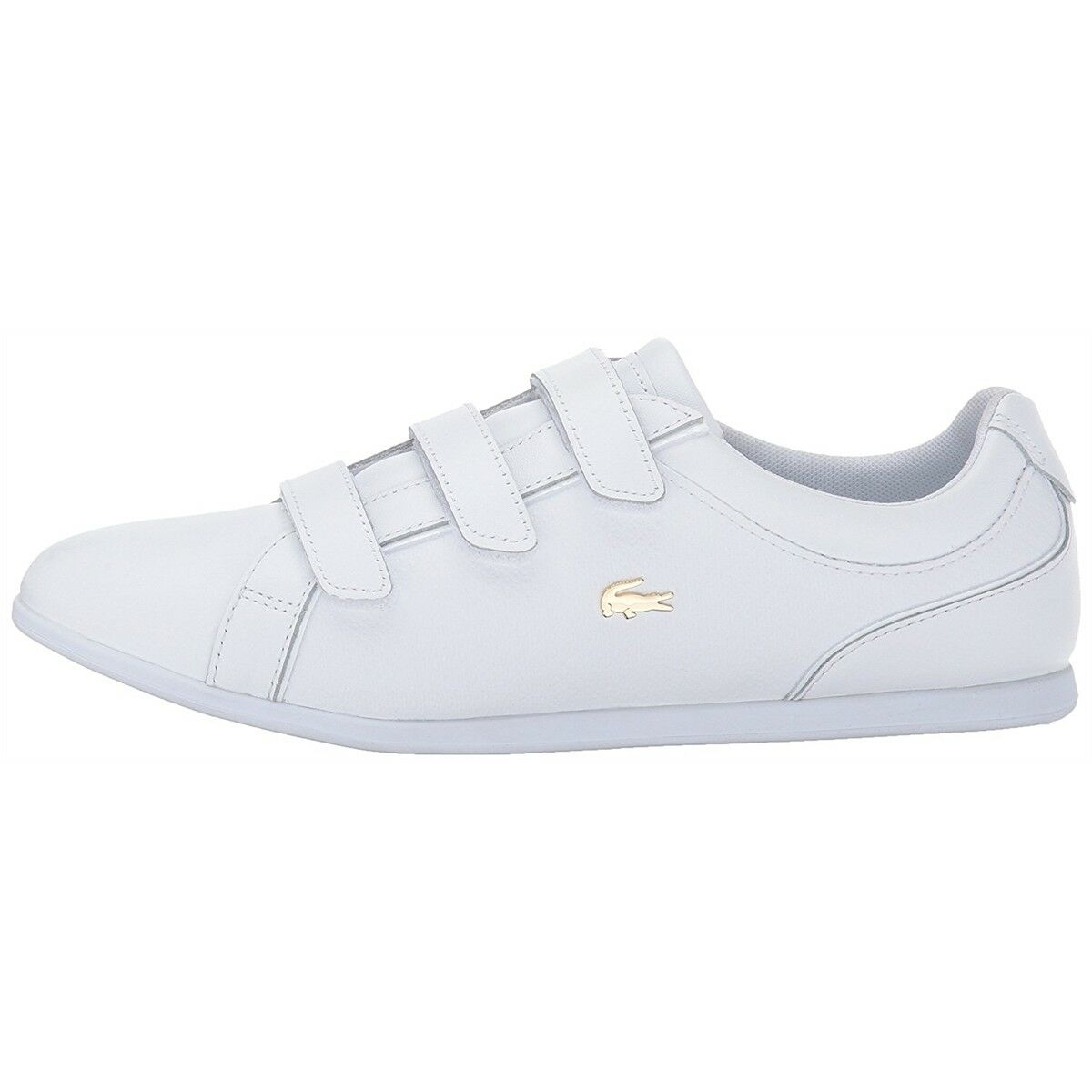 Lacoste Donna Athletic Shoes Rey Fashion Strap 317 Caw Fashion Rey Scarpe da Ginnastica bianca 640fbd