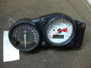 Image Is Loading 99 SUZUKI GSX R 750 GSXR750 INSTRUMENT CLUSTER