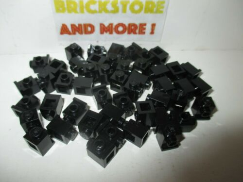 Choose Quantity x2 Brick Brique 1x1 Headlight 4070 Black//Noir x20 Lego