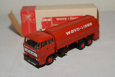 LION CAR LION TOYS DAF 2800 TRUCK WAVO LISSE 75 YEARS NEAR MINT BOXED