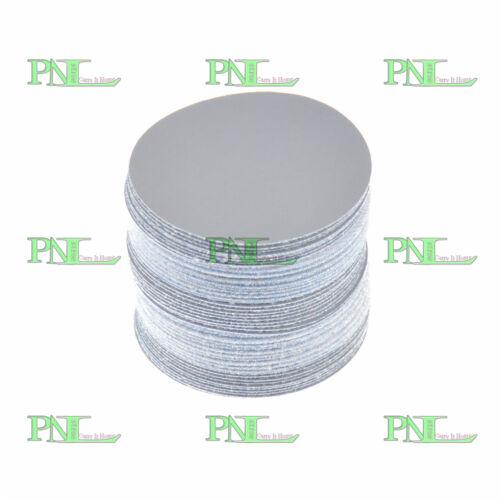 40# 7000# ponçage disque ponçage tampon de polissage flocage papier de verre 5 in 125 mm environ 12.70 cm