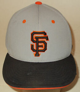 MLB BaseBall Cap San Francisco Giants Hat Fitted S M Richardson ... 664d485c3d1