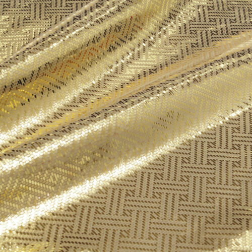 Fantasy Gold Metallic Design 1,1 mm Dick Echt Leder Lammleder Lederhaut Leather