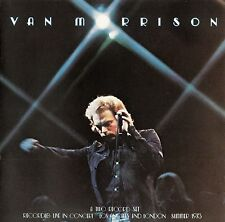 VAN MORRISON : IT'S TOO LATE TO STOP NOW / 2 CD-SET - TOP-ZUSTAND
