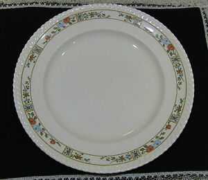 RETRO-VINTAGE-JOHNSON-BOTHERS-DINNER-PLATE