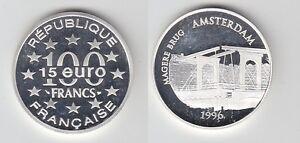 100-Franc-Silber-Muenze-Frankreich-Bedeutende-Bauwerke-1996-114896