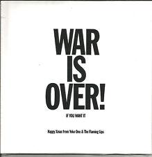 FLAMING LIPS YOKO ONO Happy Christmas 1000MADE 7 INCH Vinyl John Lennon BEATLES