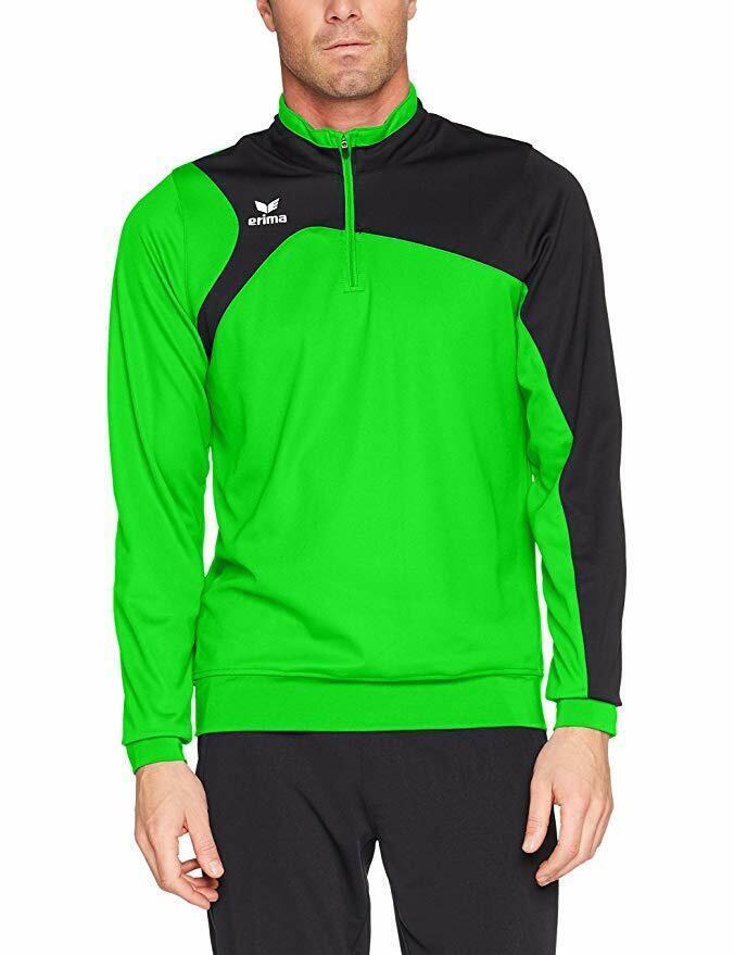 BRAND NEW Erima Men's Club 1900 2.0 Training Top in Green - Size M