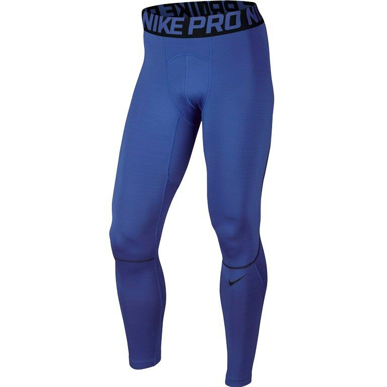 NIKE PRO WARM MEN'S TRAINING TIGHTS Style 802002-480