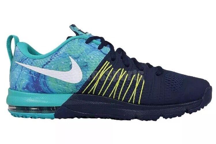 Nike Air Max Effort 705367 3.0 AMP Size 11.5 705367 Effort 413 Aurora Running Galaxy xi iv 56a7da