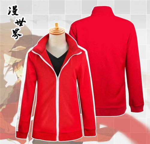 Kagerou Project Kisaragi Shintaro,School Jacket Coat Cosplay Costume Sportswear