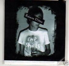 (A208) Raison D'etre, The Shills - DJ CD
