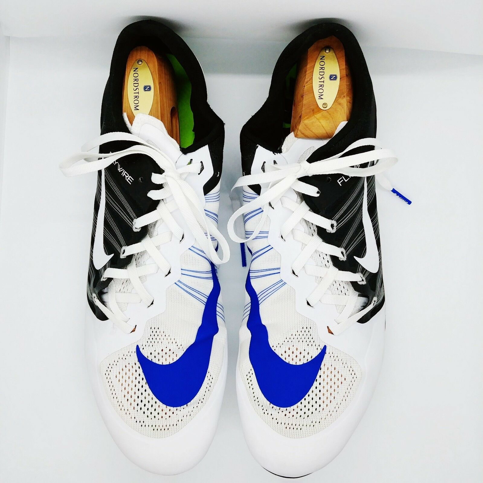 Nike Zoom Ja Fly 2 Track Spikes Athletic shoes Men's 15 Flywire Sprint  - New