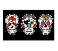 Novelty Sugar Skull Design 3 By 5 Foot Polyester Flag Joke Gag Gift