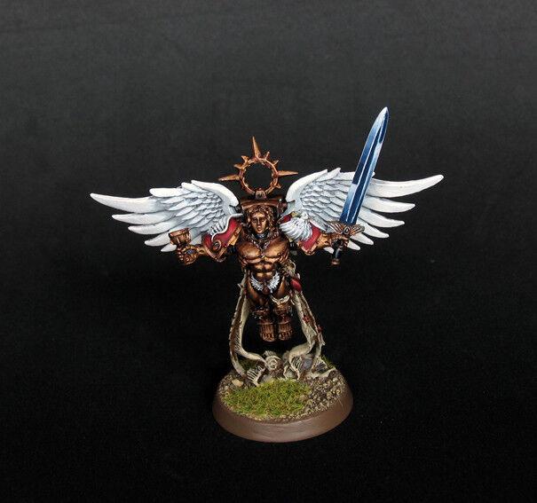 più economico Pro painted Warhammer 40k 40k 40k Blood Angels Sanguinor miniature  alta qualità e spedizione veloce