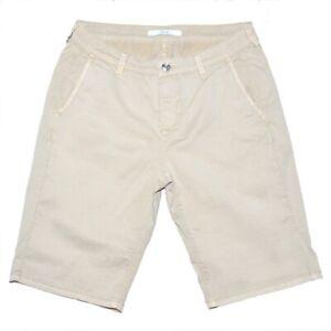 Details zu MAC Damen Chino Shorts Farbe: Beige, Größen: 38, L 09 Kurze Hose Bermuda